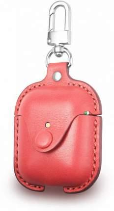 Чехол Cozistyle Cozi Leather (CLCPO009) для AirPods (Hot Pink)