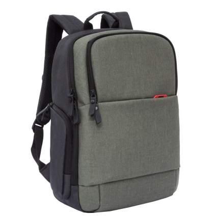 Рюкзак Grizzly RQ-921-1 зеленый 18 л