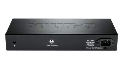 Gigabit Smart III Switch with 8 10/100/1000Base-T PoE ports