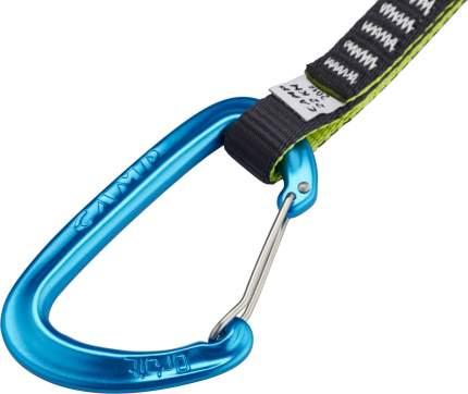 Набор карабинов с оттяжкой Camp Orbit Wire Express 11 см