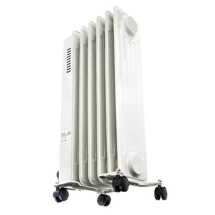 Масляный радиатор Irit IR-07-1006 белый