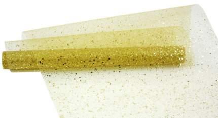 Koopman Ткань для декорирования Золотая 39х200 см