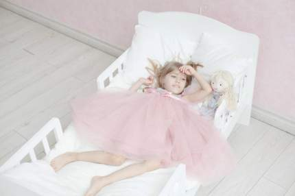 Кровать детская Baby Step Классика
