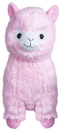 """Мягкая игрушка """"Альпака"""", 25 см, розовая"""