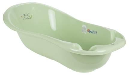 Ванна Tega Baby Лесная сказка светло-зеленый 102 см