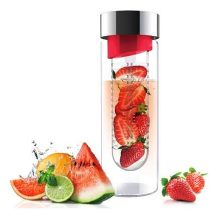 Бутылка Asobu Flavour It 480 мл красная