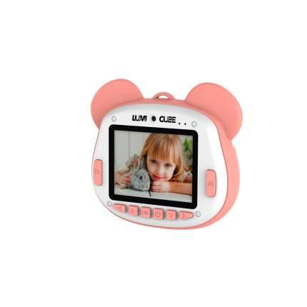 Детский Фотоаппарат Lumicube Lumicam Dk02 Розовый