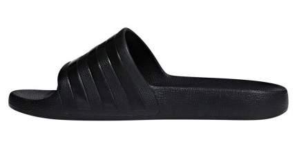 Шлепанцы Adidas Adilette Aqua, black, 6 UK