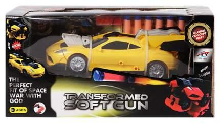 Машина-пистолет Gratwest Transformed Soft Gun