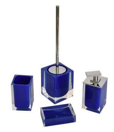 Ёрш для унитаза Colours синий