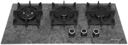 Встраиваемая варочная панель газовая GEFEST ПВГ 2150-01 К93 Black