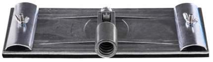 Брусок для шлифования 80 х 230 мм с шарнирным переходником , металлический//MATRIX
