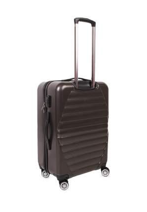 Чемодан Global Case GC030-AF148-24 коричневый M
