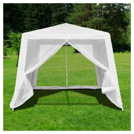Садовый шатер Afina AFM-1035NC White, 3x3/2,4x2,4
