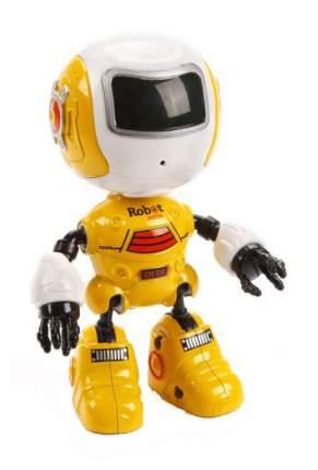 Интерактивный робот Наша Игрушка Косморобот 12 см со звуковыми эффектами