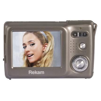 Фотоаппарат цифровой компактный Rekam iLook LM9 Black