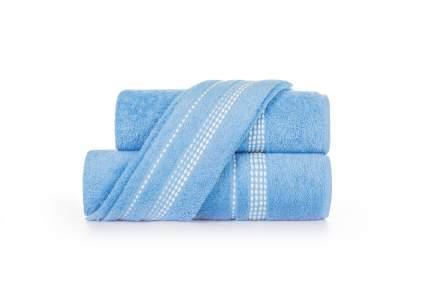 Банное полотенце Aquarelle Лето голубой