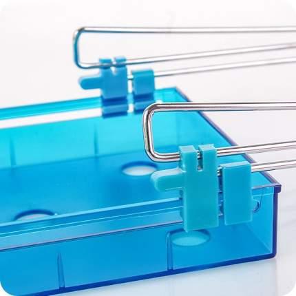 Органайзер для холодильника на металлическом основании Homsu, синий