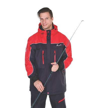 Куртка для рыбалки Nova Tour Fisherman Коаст Pro, графит, XL INT, 182 см