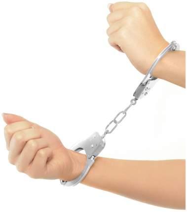 Наручники Pipedream Official Handcuffs с ключами