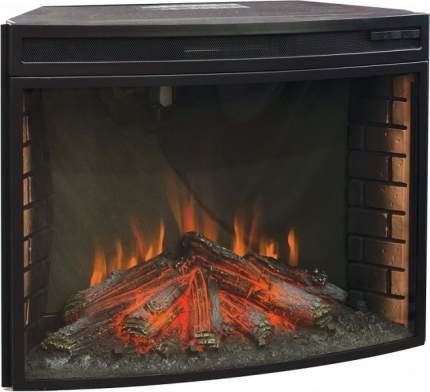 Широкий электрический очаг Real-Flame Firespace 33 S IR