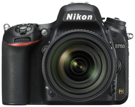 Фотоаппарат зеркальный Nikon D750 + 24-85mm Kit Black