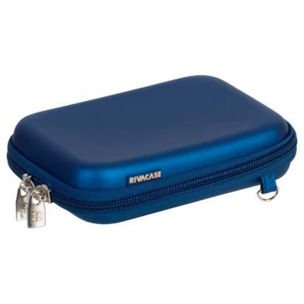 Кейс для портативного USB диска/внеш.HDD Riva 9101 Light Blue