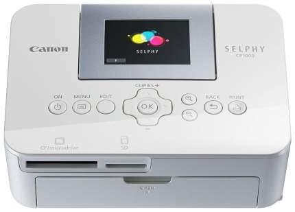 Компактный фотопринтер Canon Selphy CP1000