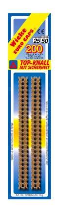 Пистоны Sohni-Wicke 25 50-зарядные strip 200 шт. блистер упаковка-карта