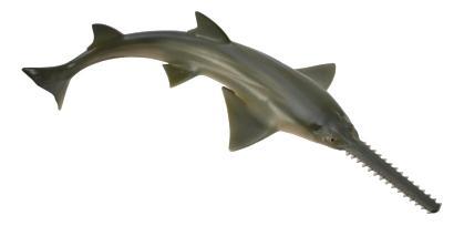 Фигурка collecta рыба-пила (m)