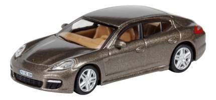 Автомобиль Schuco Porsche Panamera коричневый 1:87