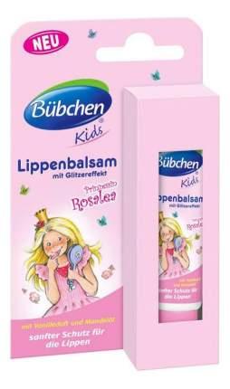 """Бальзам для губ bubchen """"принцесса розалея"""", 10 мл"""