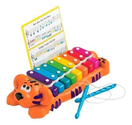 Little tikes 629877 литл тайкс тигр пианино-ксилофон 2 в1