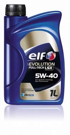 Моторное масло elf Evolution Full-Tech LSX 5W-40 1л