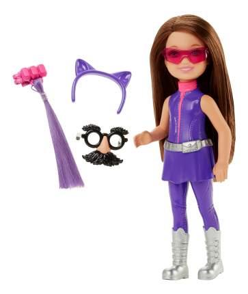 Кукла Barbie секретный агент Челси в фиолетовом DHF09 DHF11