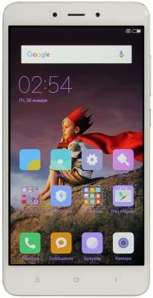 Смартфон Xiaomi Redmi 4 16Gb Silver