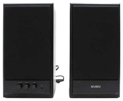 Колонки компьютерные Sven SPS-702 Черный