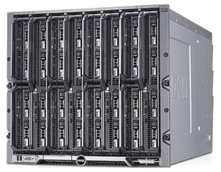 Сервер Dell PowerEdge M1000e 210-19921-22