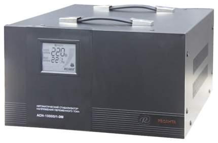 Однофазный стабилизатор Ресанта ACH-10000/1-ЭМ