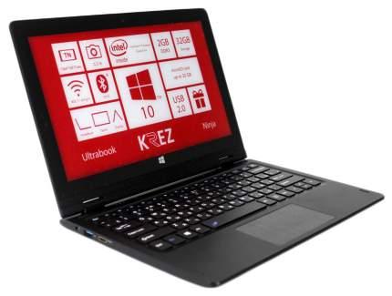 Ноутбук-трансформер KREZ TM1102B32