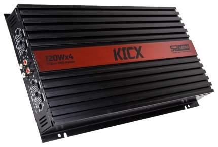 Усилитель 4-канальный KICX SP 2062032
