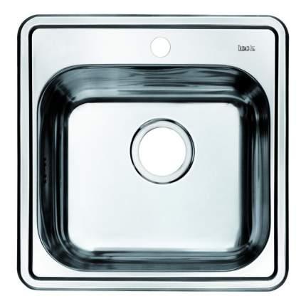 Мойка для кухни из нержавеющей стали IDDIS Strit STR48P0i77 сталь