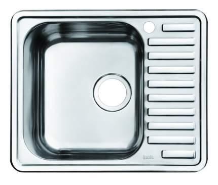 Мойка для кухни из нержавеющей стали IDDIS Strit STR58PLi77