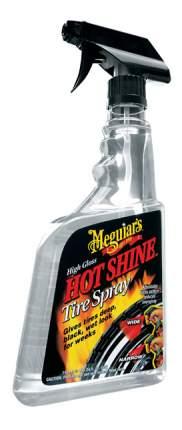 Полироль-спрей для шин Hot Shine Tire Spray 710 мл G-12024
