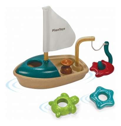 Набор для игры в ванне Plan Toys Лодка