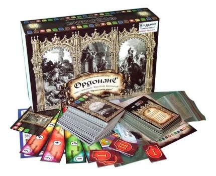 Семейная настольная игра Правильные игры Ордонанс