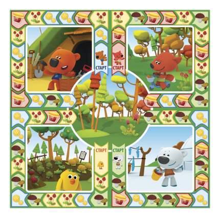 Семейная настольная игра Zvezda Ми-Ми-Мишки. Пикник в лесу