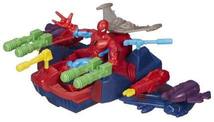 Игровой набор Marvel Летательный Смаш-Джет