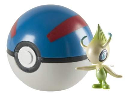 Фигурка персонажа Pokemon Селеби