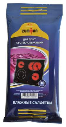 Салфетка для уборки Zumman для плит из стеклокерамики 30 шт